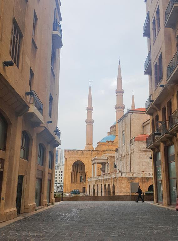 Meczet w Bejrucie