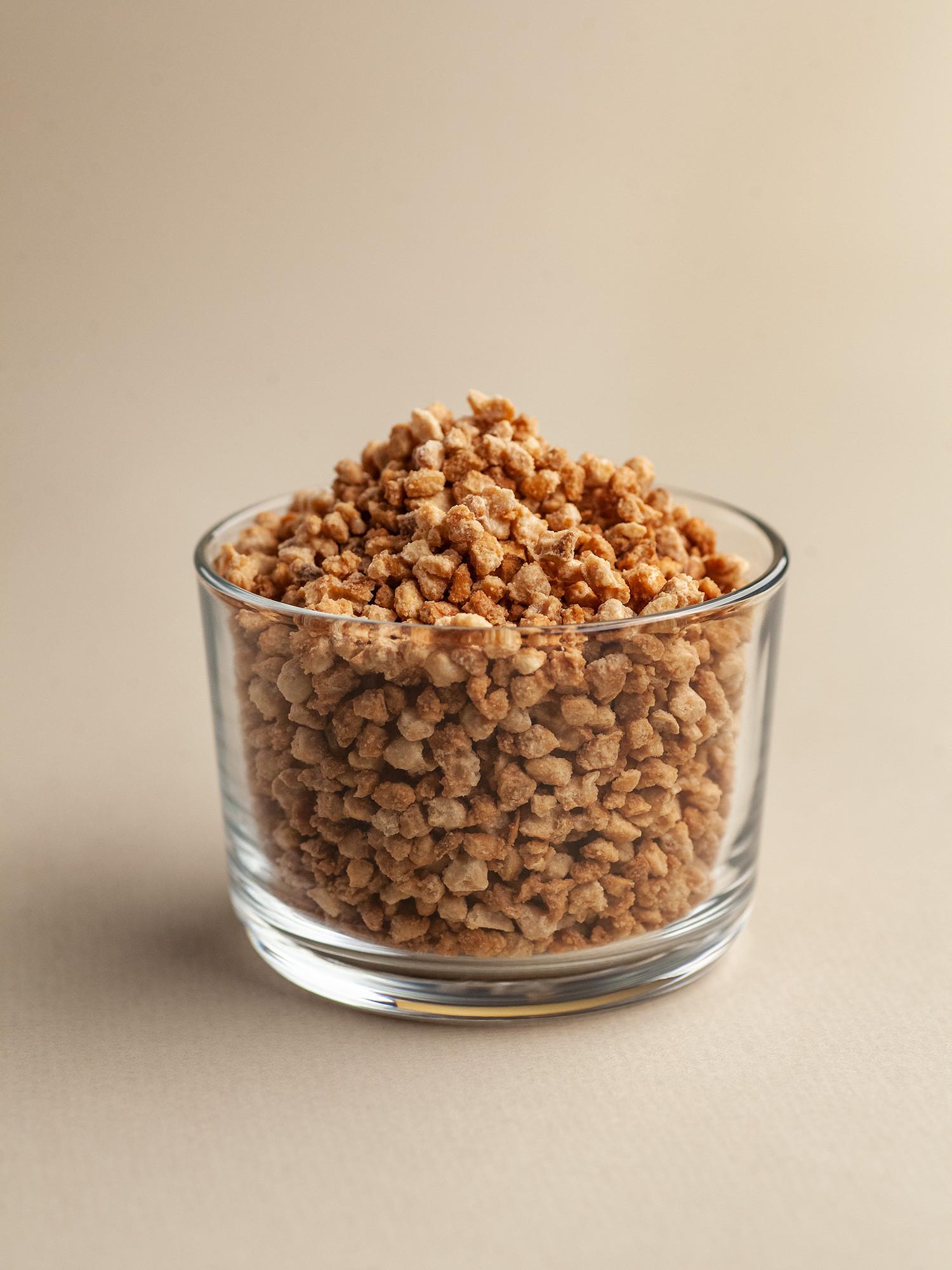 Croquant (krokant) czyli posypka z orzechów