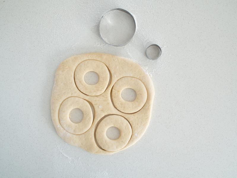 wykrawanie donut'ów