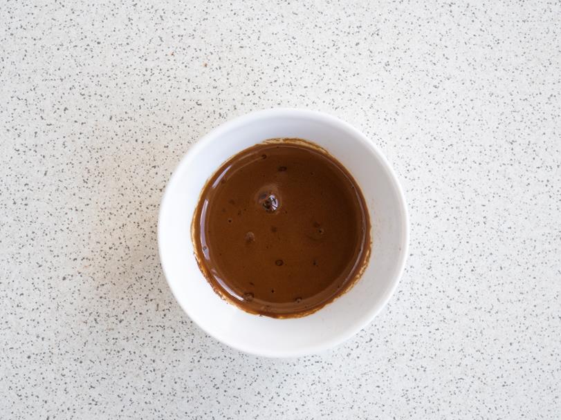kawa rozpuszczalna w miseczce