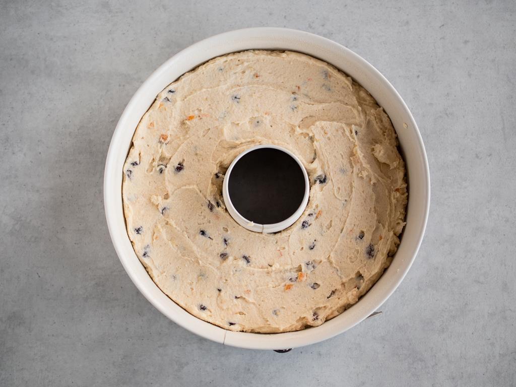 ciasto na babkę bezglutenową w formie