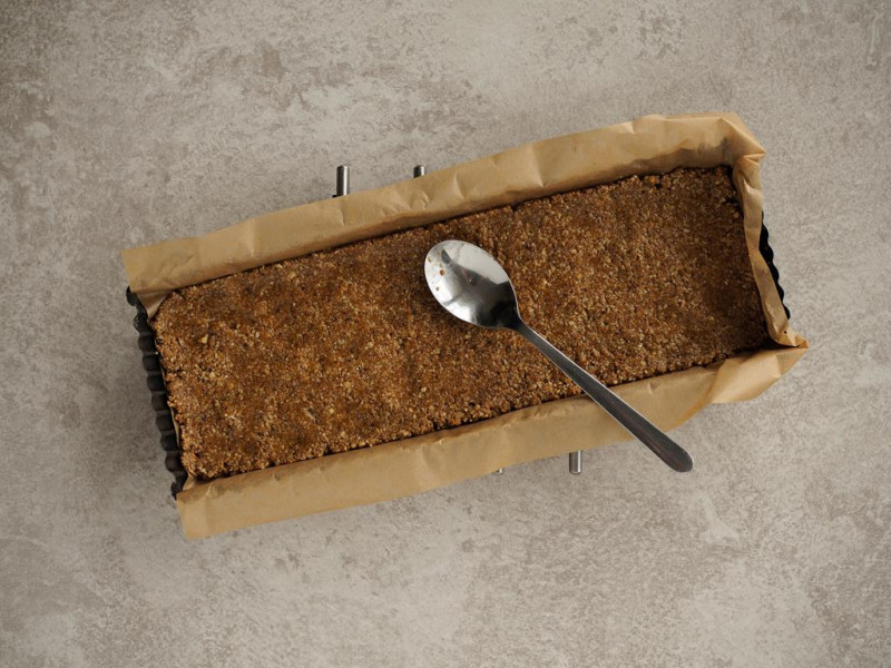 spód na mazurek z orzechów pekan