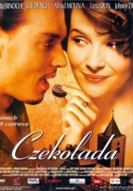 Czekolada - film o czekoladzie