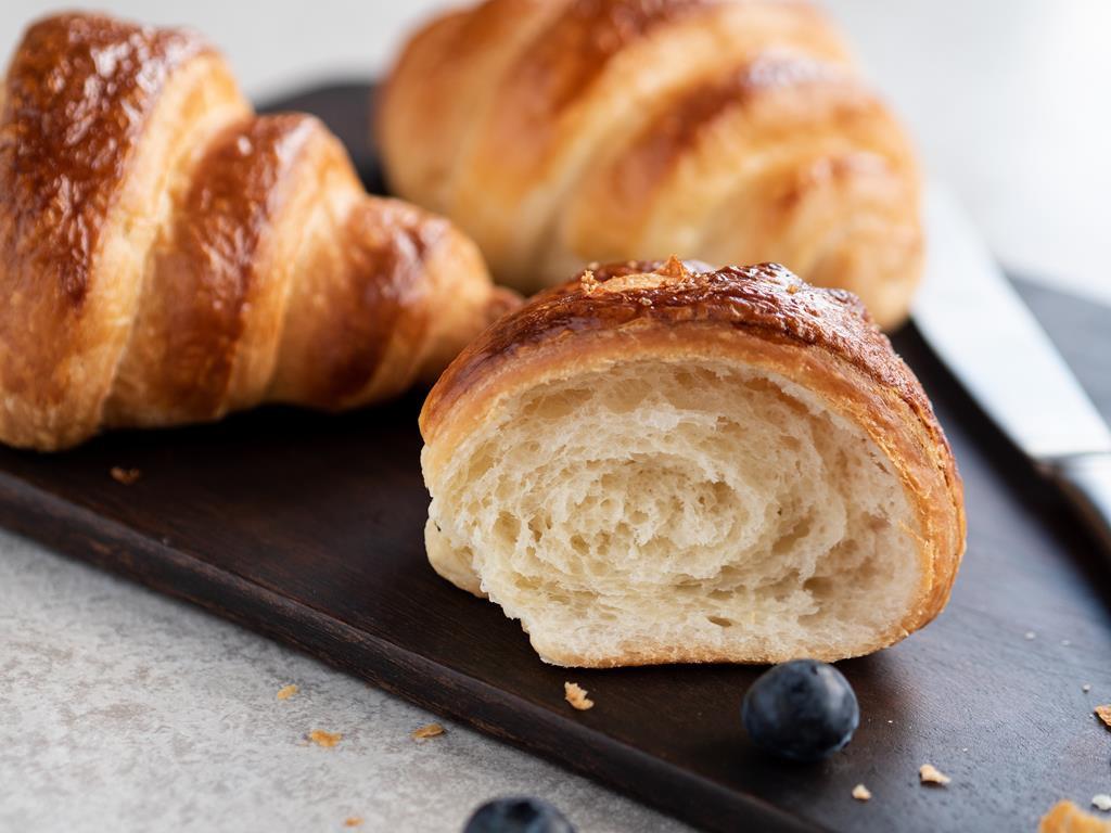 croissant w przekroju przepis w jeden dzień