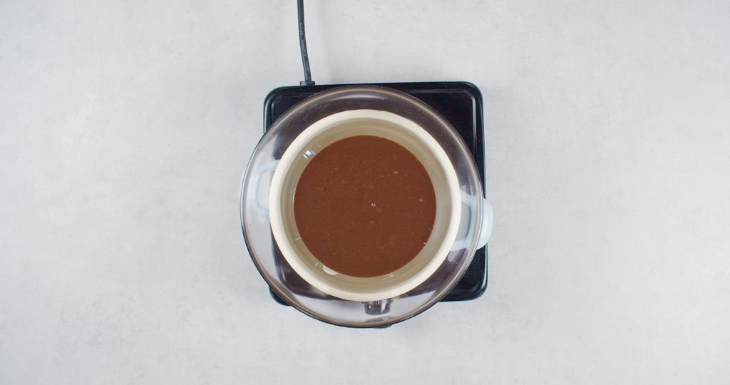 Gorzka czekolada ze śmietanką