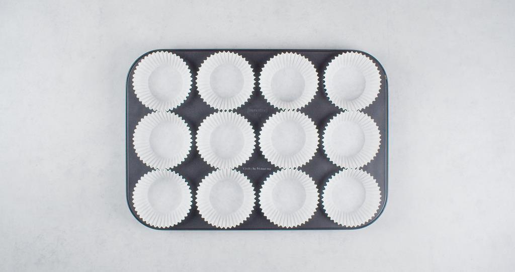 Forma do muffinek z papilotkami