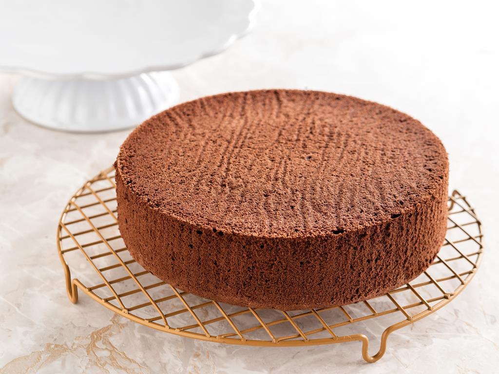 biszkopt czekoladowy na tort - Wszystkiego Słodkiego