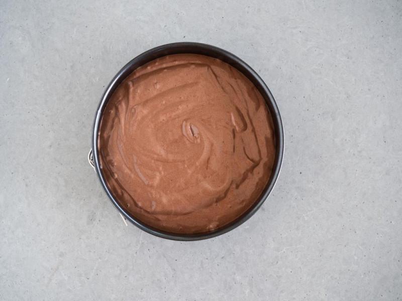 masa na biszkopt czekoladowy