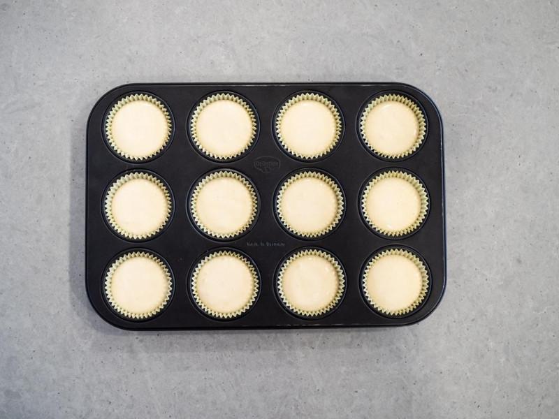 ciasto na babeczki bezglutenowe w formie do babeczek Dr. Oetkera www.sklep.ws.pl