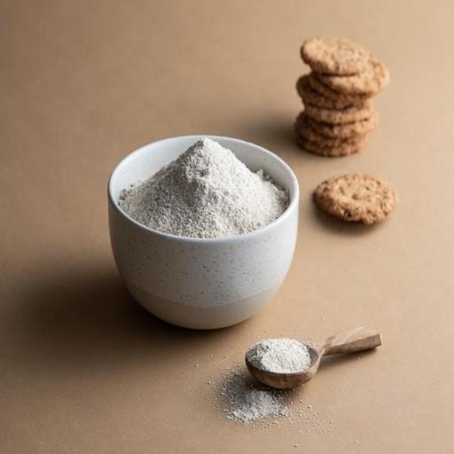 Mąka owsiana i ciasteczka owsiane