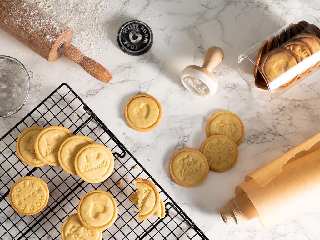 maślane ciasteczka waniliowe na kratce wszystkiego słodkiego