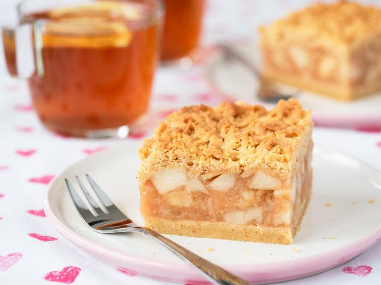 Szarlotki i ciasta z jabłkami