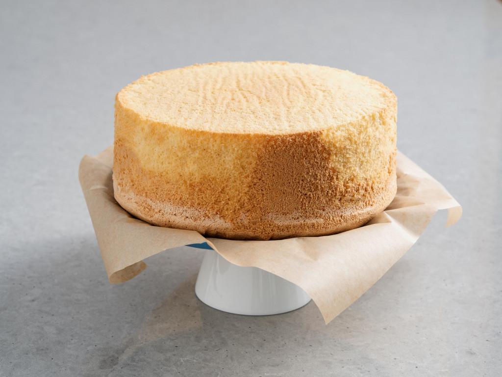 biszkopt waniliowy, jasny, bez mąki ziemniaczanej - wszystkiego słodkiego