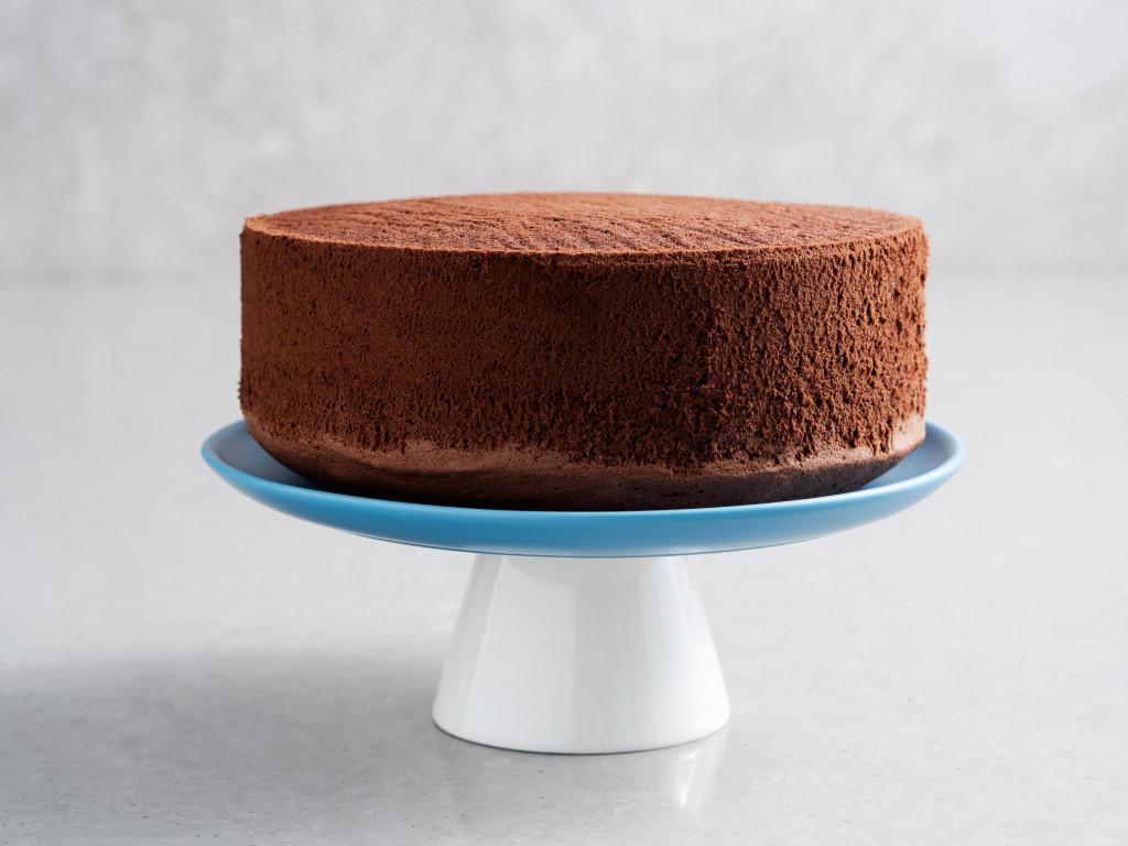 biszkopt kakaowy (czekoladowy) z olejem - Wszystkiego słodkiego