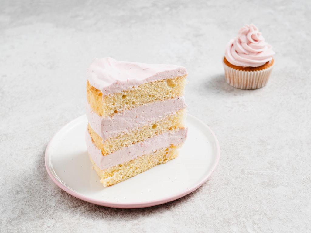 krem truskawkowy do ciast i tortów - Wszystkiego Słodkiego