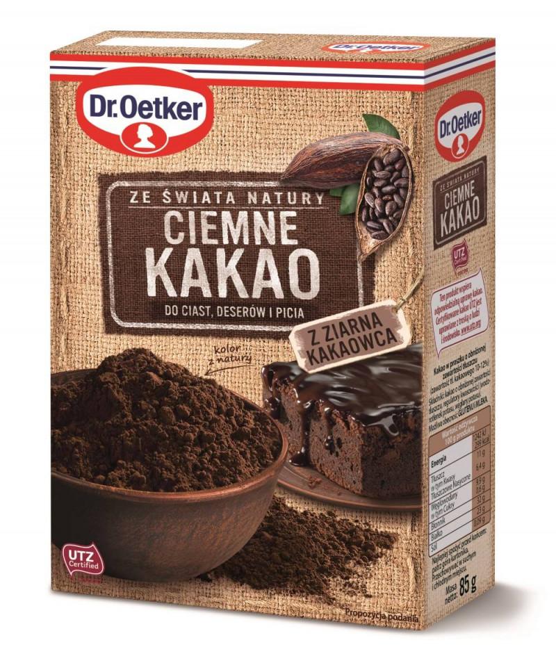 Kakao Ciemne ze Świata Natury