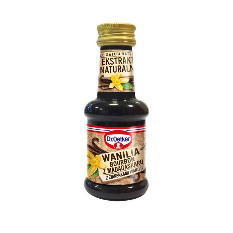Ekstrakt naturalny Wanilia Bourbon