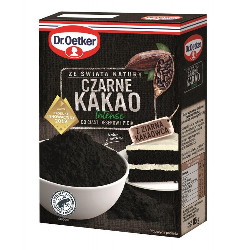 Czarne kakao Intense