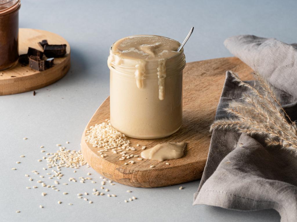 tahini pasta sezamowa - Wszystkiego Słodkiego